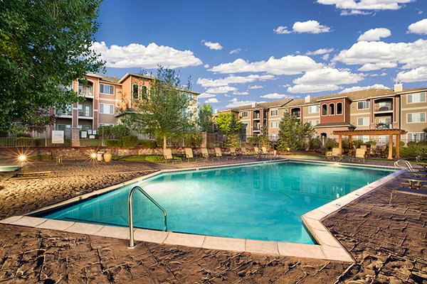 cherrywood village and ranchstone apartments ratings