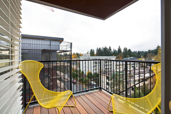 Array Apartments Seattle Reviews