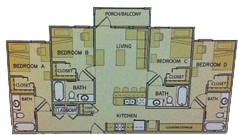Veranda place apartments ratings reviews map rents and other edinburg apartments for rent for 3 bedroom apartments in edinburg tx