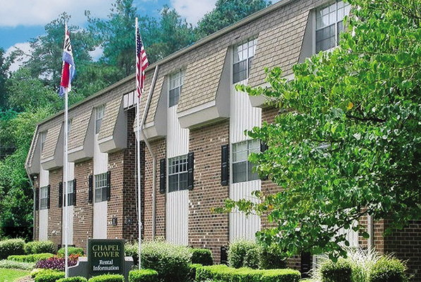 Chapel tower ratings reviews map rents and other - 4 bedroom apartments in durham nc ...