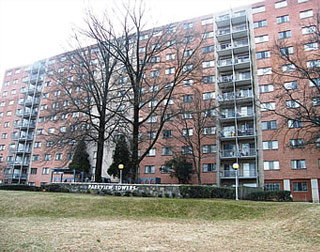 parkview towers apartments ratings reviews map rents