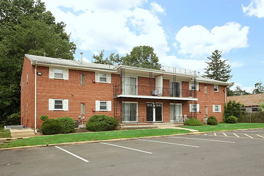 Monmouth Village Apartments Freehold