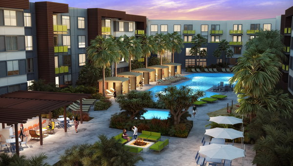 Month Lease Apartments San Diego