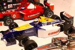 R/C garage