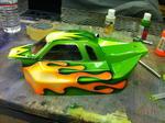 my xray i painted
