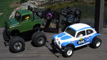 My custom Rc grips and rc cars