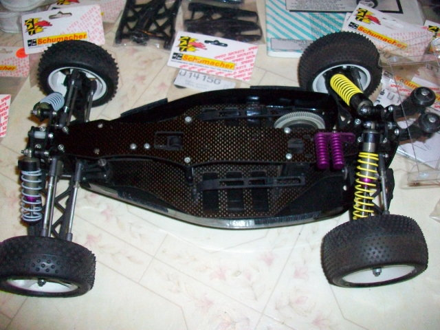 Barracuda Buggy For Sale >> Vintage Schumacher Cat 2000 EC - R/C Tech Forums