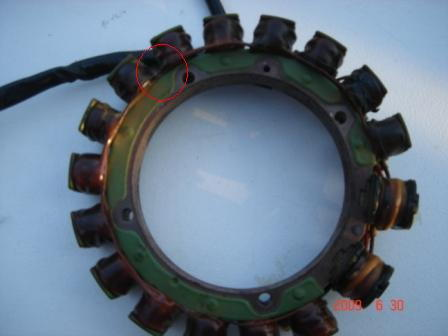 2002 yamaha 250 ox66 stator/pulser issues - The Hull Truth - Boating